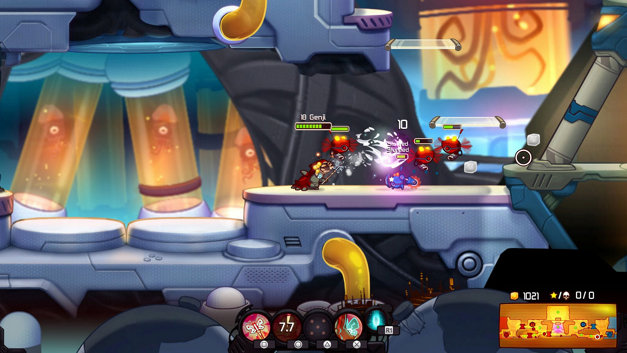 Awesomenauts Assemble! Screenshot 10