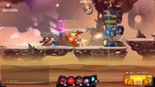 Awesomenauts Assemble! Screenshot 9