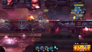 Awesomenauts Assemble! Screenshot 8