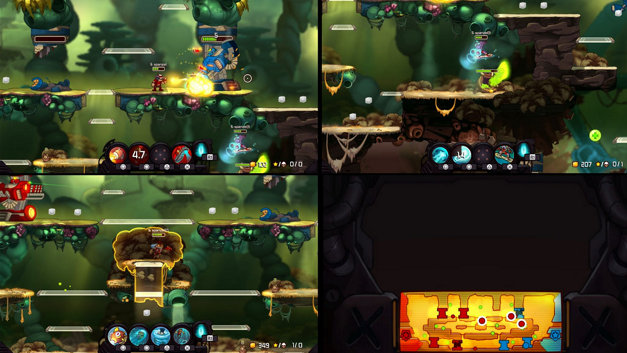 Awesomenauts Assemble! Screenshot 4