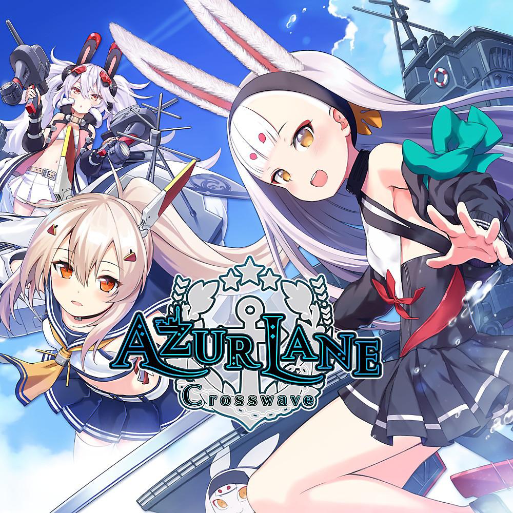 Azur Lane: Crosswave Game - PlayStation