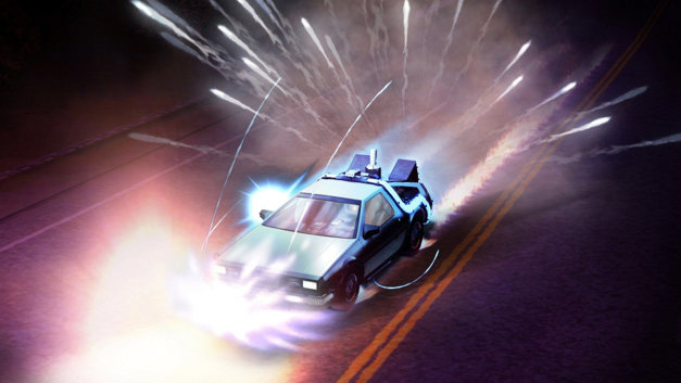 Back to the Future: The Game - 30th Anniversary Edition Screenshot 4