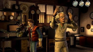 Back to the Future: The Game - 30th Anniversary Edition Screenshot 6