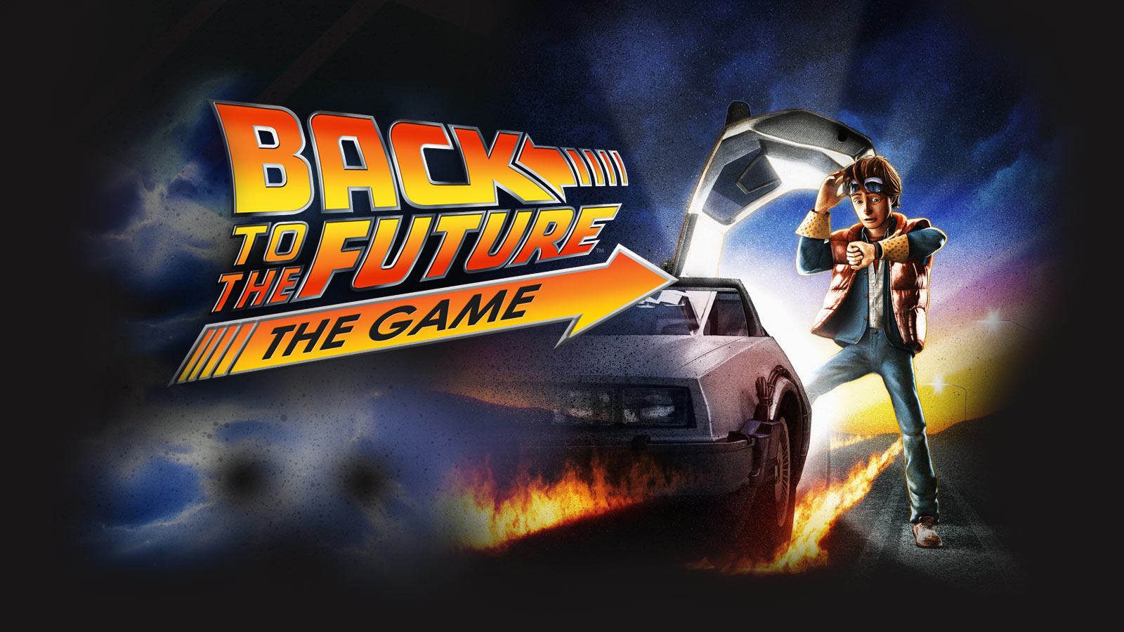Back To The Future The Game Game Ps3 Playstation