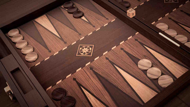Backgammon Blitz Screenshot 1