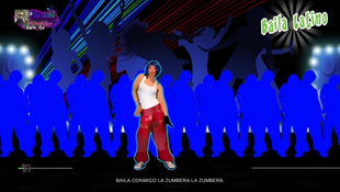 Baila Latino Screenshot 2