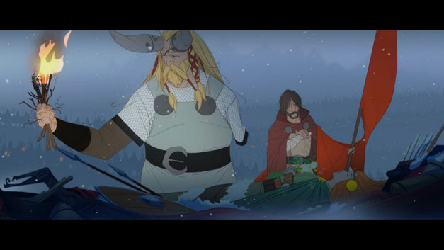 Banner Saga 2 Screenshot 1