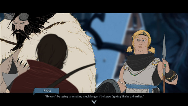 Banner Saga 2 Screenshot 10