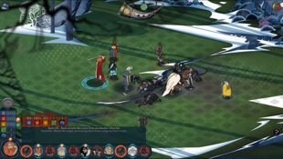 Banner Saga 2 Screenshot 9