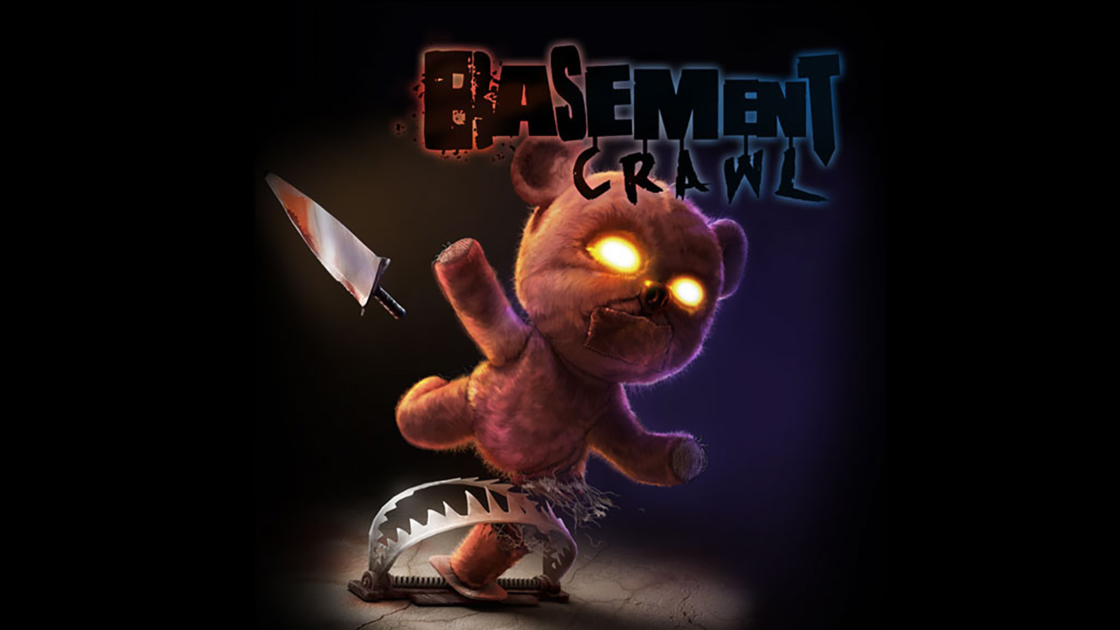 Basement crawl game ps4 playstation for Crawl basement