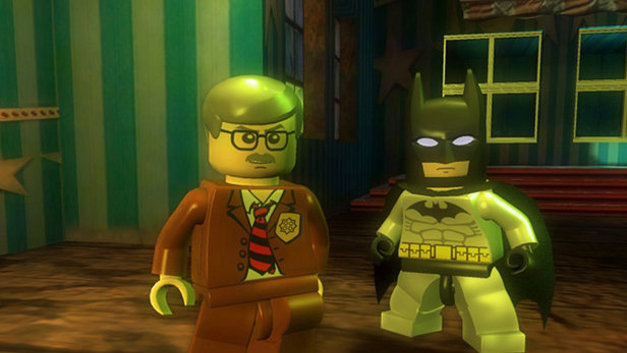 LEGO Batman™ 3 + The Sly Collection™ PlayStation®3 Bundle Screenshot 1