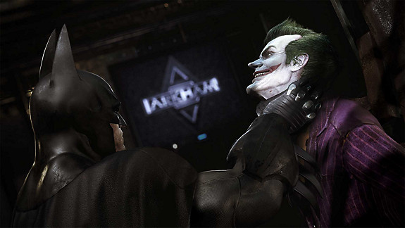 Batman: Arkham Collection - Screenshot INDEX