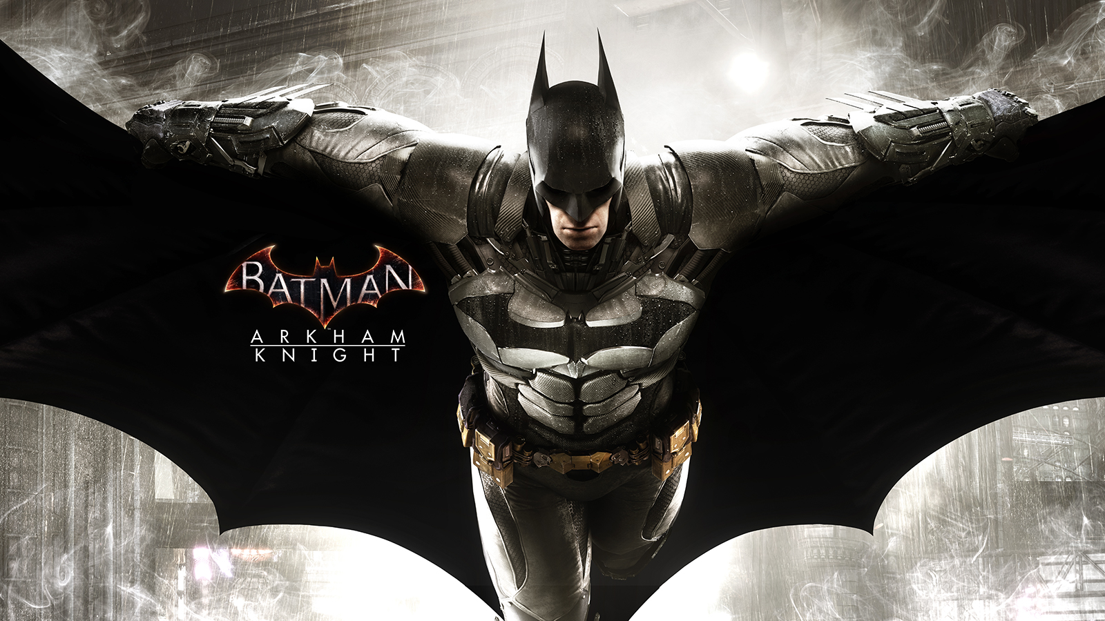 Batman Arkham Knight Game Ps4 Playstation