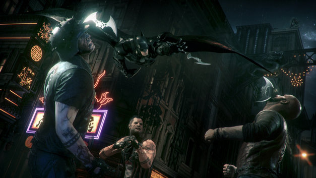 Batman™: Arkham Knight  Screenshot 4