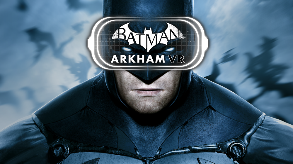 [Review] Batman Arkham VR