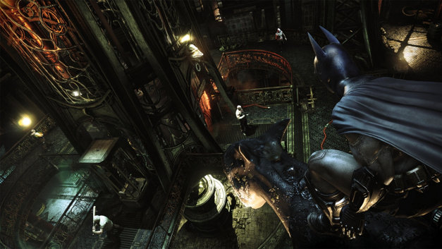 Batman: Return to Arkham Screenshot 1
