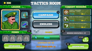 Battalion Commander Screenshot 2