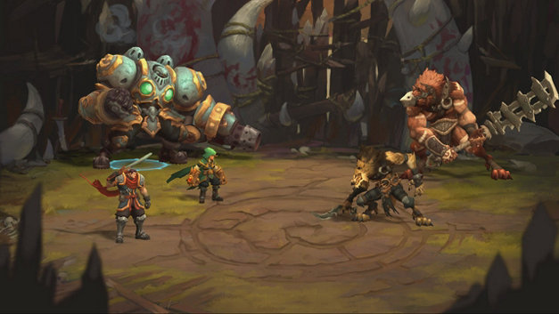 Battle Chasers: Nightwar Screenshot 10