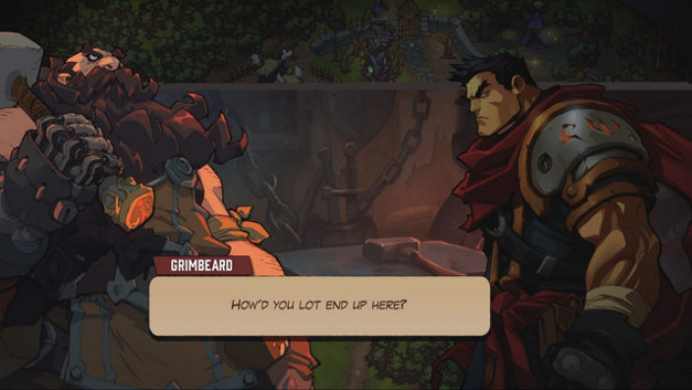Battle Chasers: Nightwar Screenshot 1