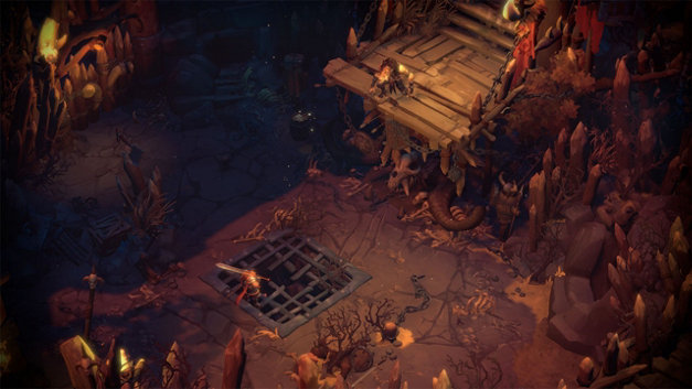 Battle Chasers: Nightwar Screenshot 4