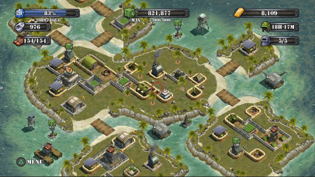 Battle Islands Screenshot 10