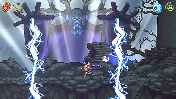 Battle Princess Madelyn - Screenshot INDEX