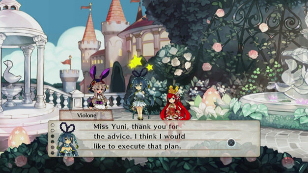 Battle Princess of Arcadias Screenshot 4