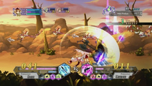 Battle Princess of Arcadias Screenshot 5