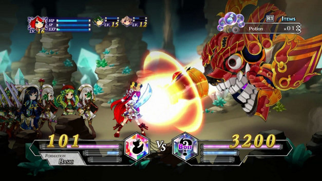 Battle Princess of Arcadias Screenshot 10
