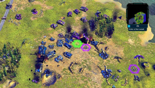 Battle Worlds: Kronos Screenshot 8