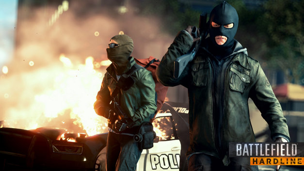 Battlefield™ Hardline Screenshot 1