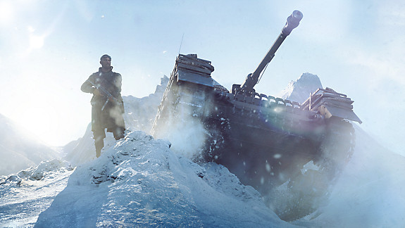 Battlefield™ V - Screenshot INDEX