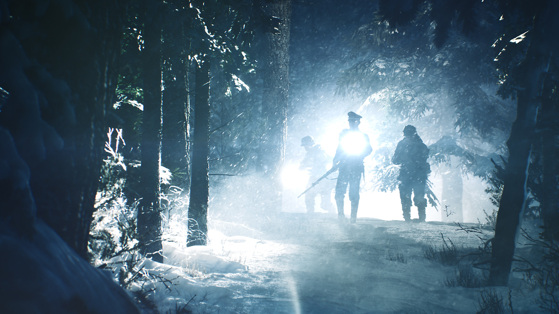 Battlefield V War Stories Screenshot