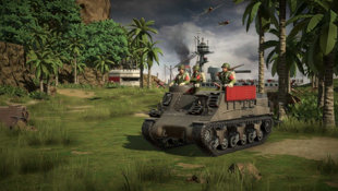 Battle Islands: Commanders Screenshot 3