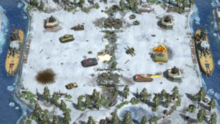 Battle Islands: Commanders Screenshot 8