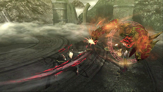Bayonetta & Vanquish 10th Anniversary Bundle - Screenshot INDEX