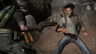 UNCHARTED: Drake's Fortune® Screenshot 11