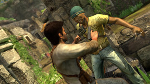 UNCHARTED: Drake's Fortune® Screenshot 2