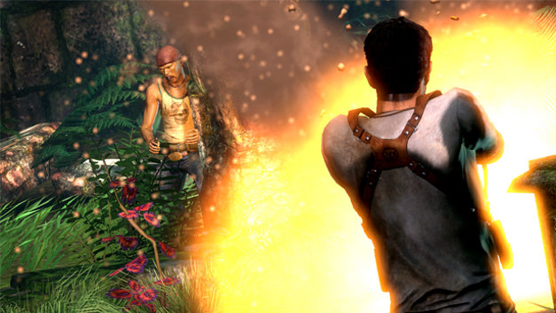 UNCHARTED: Drake's Fortune® Screenshot 4