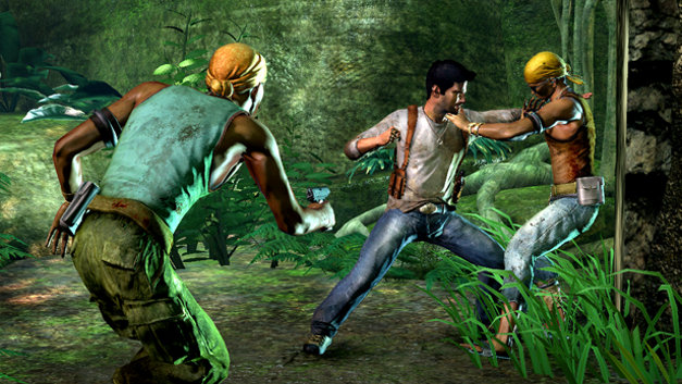 UNCHARTED: Drake's Fortune® Screenshot 7