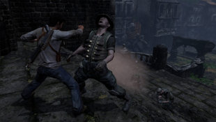 UNCHARTED: Drake's Fortune® Screenshot 3
