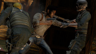 UNCHARTED: Drake's Fortune® Screenshot 9