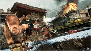 UNCHARTED 2: Among Thieves™ Screenshot 8