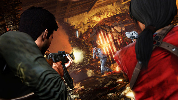 UNCHARTED 2: Among Thieves™ Screenshot 43