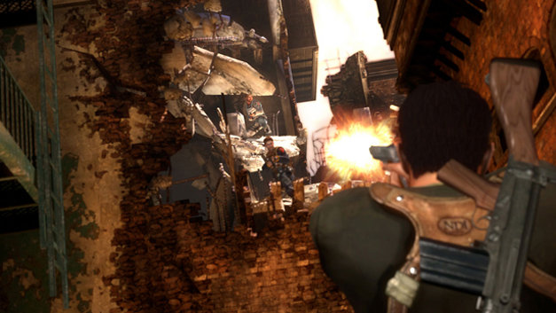 UNCHARTED 2: Among Thieves™ Screenshot 40