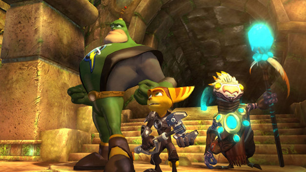 Ratchet & Clank® Future: A Crack in Time Screenshot 19