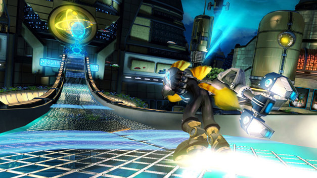 Ratchet & Clank® Future: A Crack in Time Screenshot 4