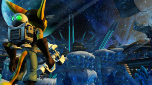 Ratchet  &  Clank Future: Tools of Destruction® Screenshot 2