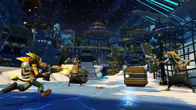 Ratchet & Clank Future: Tools of Destruction® Screenshot 10