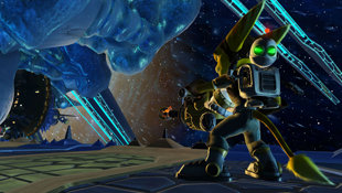 Ratchet  &  Clank Future: Tools of Destruction® Screenshot 5